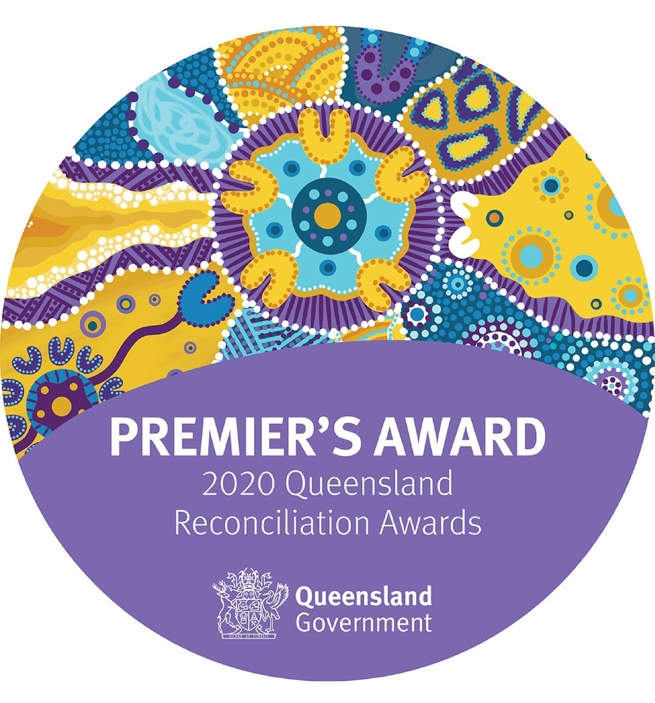 Premier's Award - Queensland Reconciliation Awards 2020